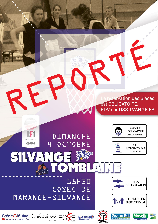 Silvange / Tomblaine RF1