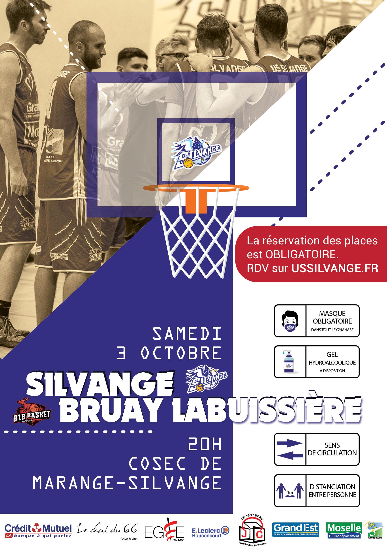 Silvange/Bruay Labuissière Nationale 3