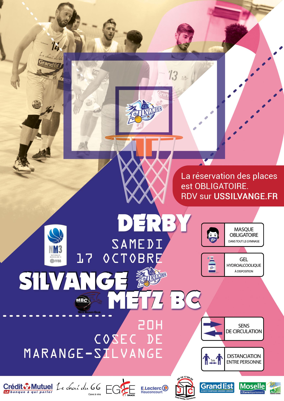 Silvange A / Metz BC