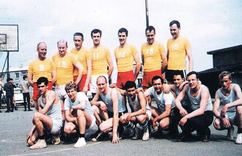 Histoire du club de Marange Silvange