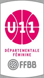 Départementale U11 fille